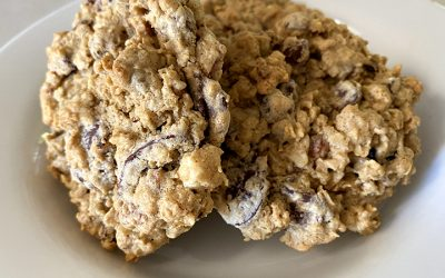 Oatmeal Everything Cookies (Gluten Free)
