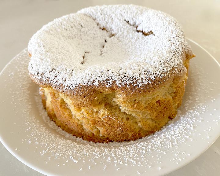 Flourless Italian Almond-Lemon Cake (Gluten Free)
